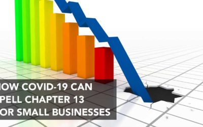 How COVID-19 Can Cause Chapter 13 for Small Businesses