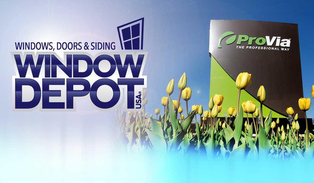 Window Depot USA partners with ProVia