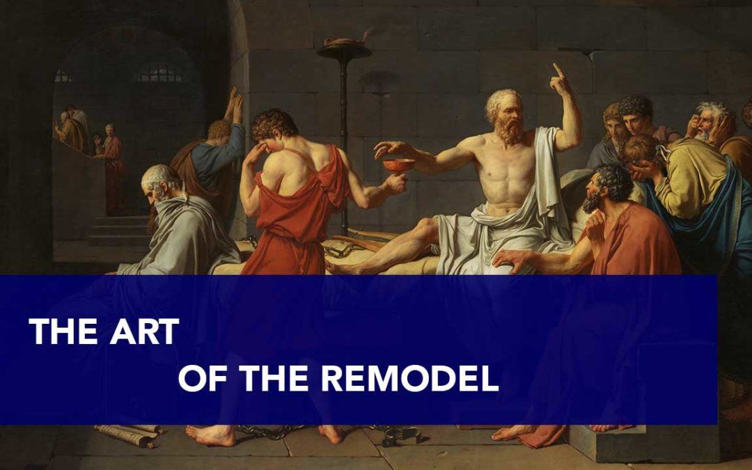 The Art of the Remodel
